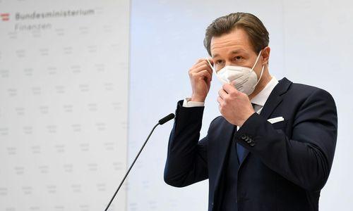 """Blümel """"froh"""" über Einvernahme durch WKStA am Freitag"""