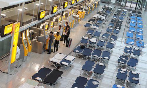 "Fluggästen droht ""Chaos-Sommer"": Lufthansa-Streiks angekündigt"