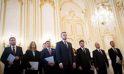 Slowakei: Regierung Pellegrini soll politische Krise beenden