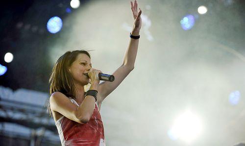 Zu wenig Tickets verkauft: Christina Stürmer sagt Konzert ab
