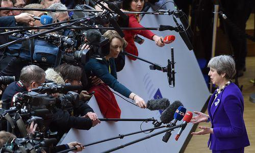 EU-Gipfel: May verurteilt