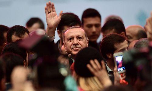 Erdogan festigt Griff auf die Medien [premium]