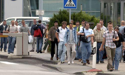 Österreichs Arbeitnehmer bei Stundenlöhnen im EU-Spitzenfeld
