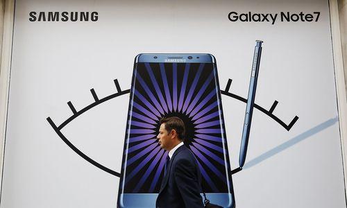 Samsung bringt Fan-Edition des Galaxy Note 7 auf den Markt