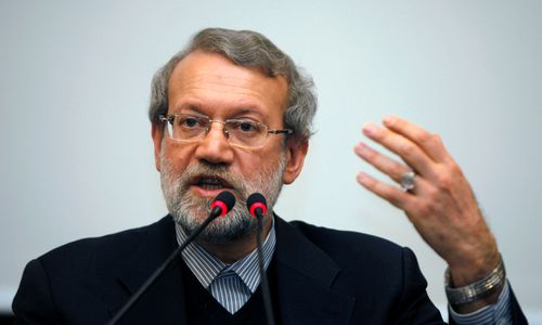 Iran: Larijani setzt US-Präsident mit Goebbels gleich