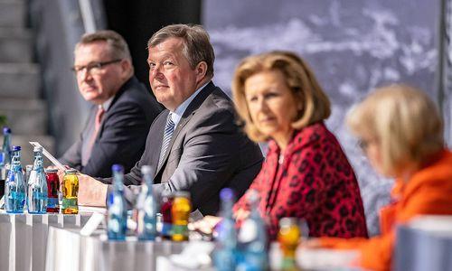 Tirols Gesundheitslandesrat Tilg tritt zurück