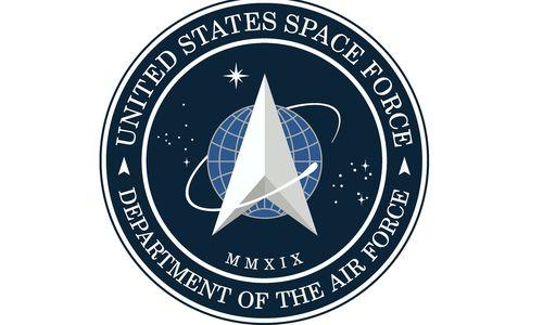 """""""Space Force"""" Logo hat auffallende Ähnlichkeit mit jenem von""""Star Trek"""""""
