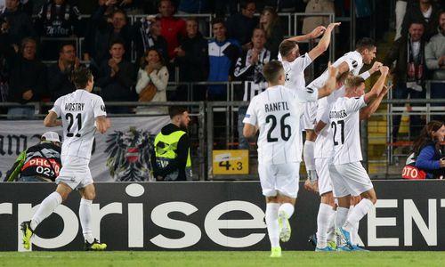 Lask startet mit 1:0-Sieg in die Europa-League
