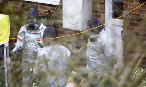 Giftaffäre: Russischer Chemiker gab Nowitschok an Kriminelle weiter