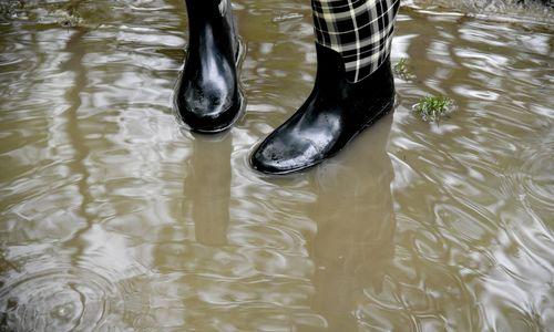 Westösterreich: Warnung vor Starkregen