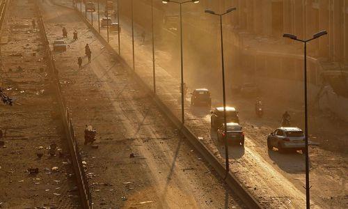 Explosionen in Beirut: Es war wie eine Atombombe