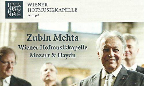 Zubin Mehta: Wiener Hofmusikkapelle