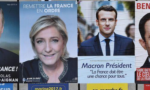 Franzosen zweifeln an Fähigkeiten von Macron und Le Pen