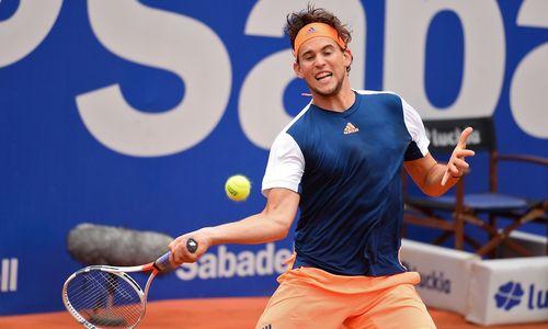 Thiem muss sich Nadal in Barcelona geschlagen geben
