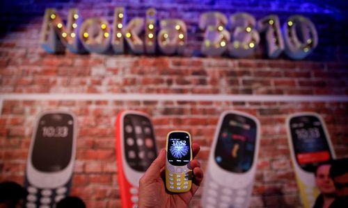Kulthandy Nokia 3310 ab sofort wieder auf dem Markt