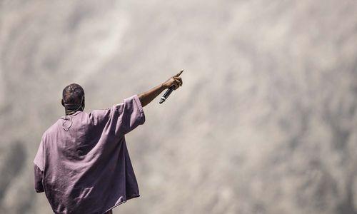 Kanye West will Obdach geben