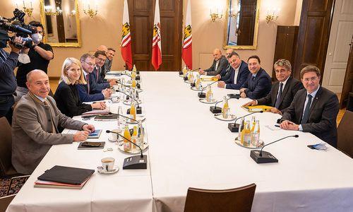 Oberösterreich: ÖVP und FPÖ sind sich einig