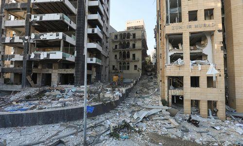 Nach Explosion in Beirut: Bis zu 250.000 Menschen ohne Wohnung