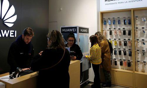 Handyverkäufe von Huawei ziehen wieder an