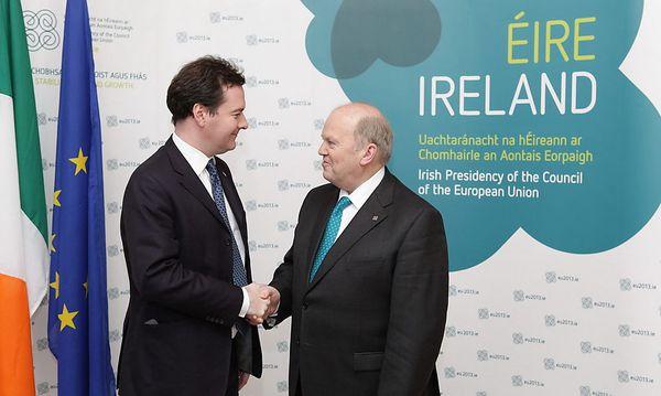 EU-Finanzminister machen Tempo gegen Steuerflucht / Bild: (c) EPA