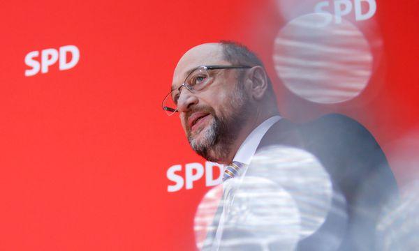 SPD-Parteichef Martin Schulz. / Bild: (c) REUTERS
