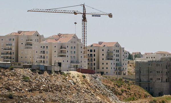 Symbolbild: Die Siedlung Beitar Illit im Westjordanland. / Bild: AP