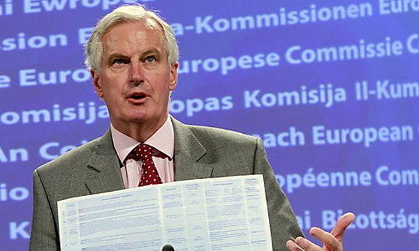 Barnier / Bild: (c) EPA (Olivier Hoslet)