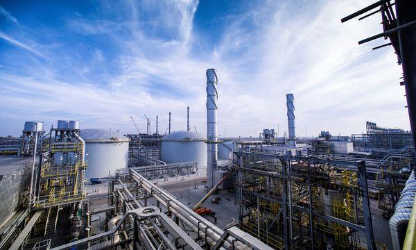 Eine Fabrikanlage von Aramco in Saudi Arabien / Bild: REUTERS