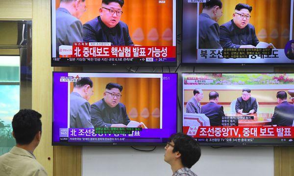 Im Atomkonflikt mit Nordkorea verhängt der UN-Sicherheitsrat neue Sanktionen gegen Nordkorea / Bild: AFP (JUNG YEON-JE)