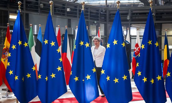 Premierministerin Theresa May / Bild: (c) APA/AFP/AURORE BELOT