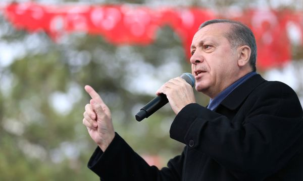 Präsident Recep Tayip Erdoğan  / Bild: REUTERS