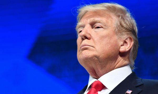 US-Präsident Donald Trump wird am Dienstag die  Lage der Nation vor beiden Häusern des Kongresses erläutern / Bild:  AFP (NICHOLAS KAMM)