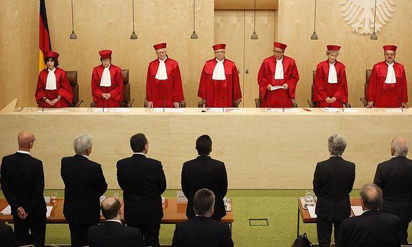 Deutsches Bundesverfassungsgericht / Bild: REUTERS