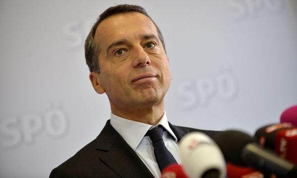 Bundeskanzler Christian Kern / Bild: APA/HERBERT PFARRHOFER
