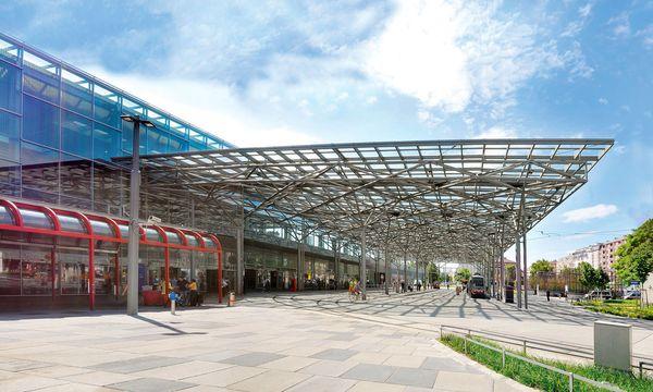 (c) Beigestellt Öffentlicher Raum. Auch so manche Plätze in Wien überspannt ein Netz von Paragrafen.