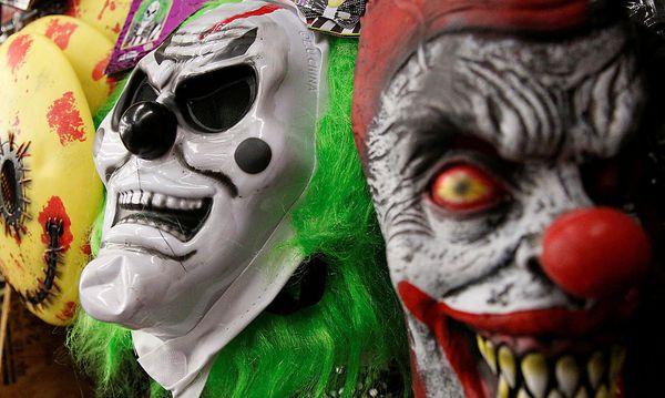 Archivbild: Grusel-Masken in einem Geschäft in den USA / Bild: REUTERS