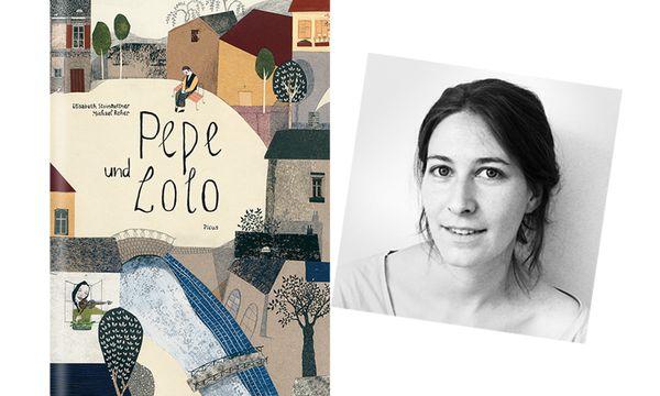 """(c) Beigestellt """"Pepe und Lolo"""". Von Elisabeth Steinkellner, Illustrationen von Michael Roher. Erschienen im Picus-Verlag, ab drei Jahren, www.picus.at"""