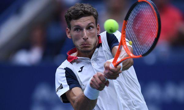 Pablo Carreño Busta erreicht bei den US Open das Viertelfinale / Bild:  AFP (EDUARDO MUNOZ ALVAREZ)