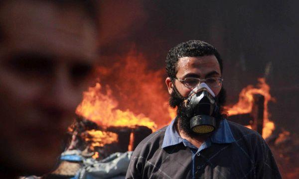 aegyptens Fruehling liegt Truemmern / Bild: (c) EPA (MOSAAB ELSHAMY)