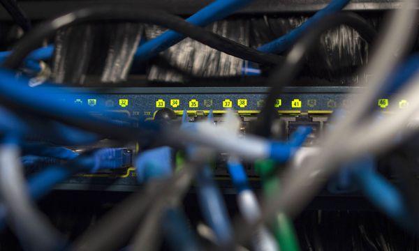 Symbolbild: Cybercrime  / Bild: APA/AFP/ANDREW CABALLERO-REYNOLD
