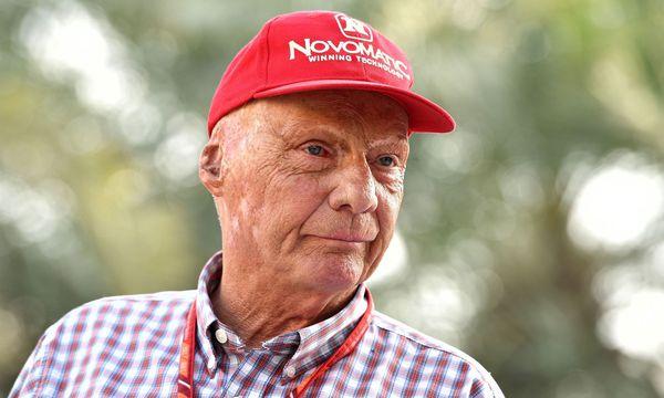 Niki Lauda will am Freitag alle Gerüchte aufklären. / Bild: APA/AFP/ANDREJ ISAKOVIC
