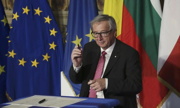 EU-Kommissionspräsident Jean-Claude Juncker / Bild: REUTERS