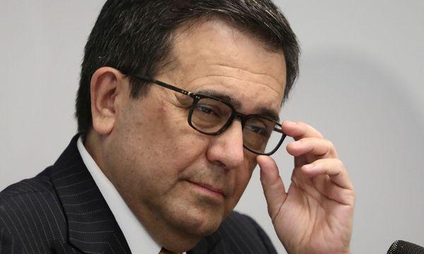 Wirtschaftsminister Ildefonso Guajardo / Bild: REUTERS