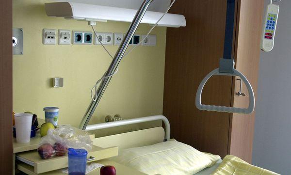Symbolbild: Krankenbett / Bild: (c) Clemens Fabry (Presse)