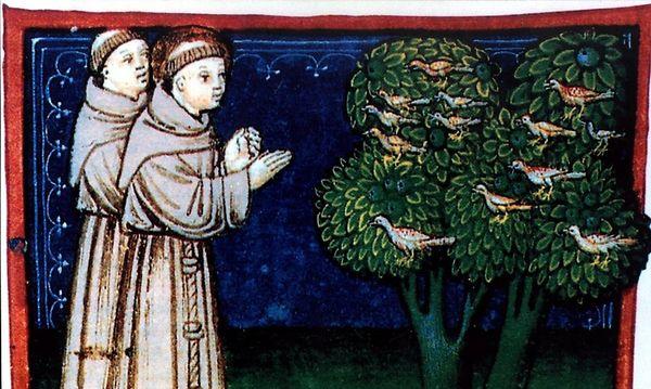 Franz von Assisi / Bild: (c) APA (IEMT)