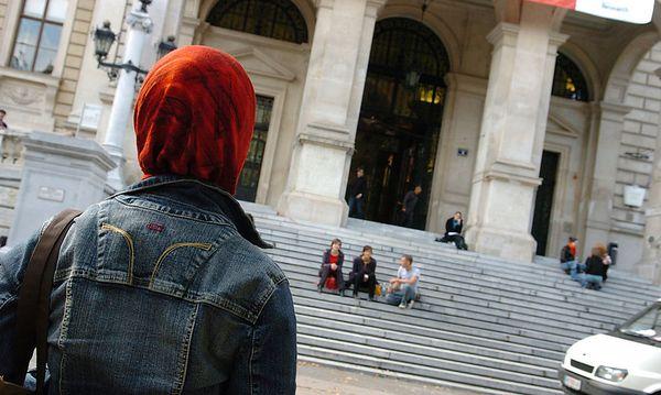Junge Musliminnen leben in Österreich gut integriert. Traditionelle Rollenbilder werden von Generation zu Generation aufgeweicht. / Bild: (c) Die Presse (Clemens Fabry)