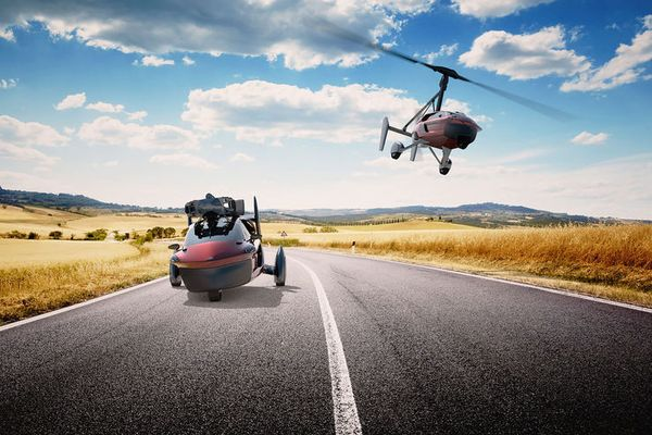 PAL-V geht mit Flug-Autos in Serie / Bild: PAL-V