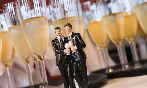 Gleichgeschlechtliche Hochzeit in Berlin / Bild: (c) imago/ZUMA Press (Emmanuele Contini)