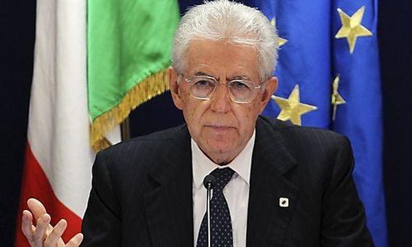 Mario Monti / Bild: (c) REUTERS (Francois Lenoir)