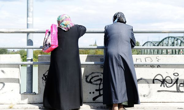 Symbolbild - muslimische Frauen / Bild: Die Presse